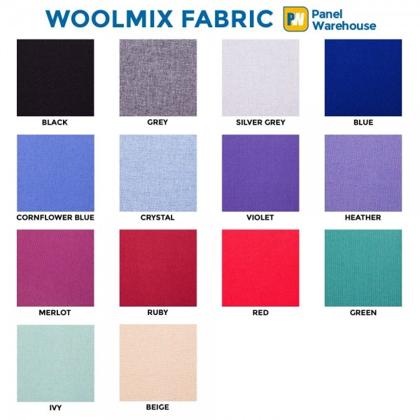 Woolmix colour options