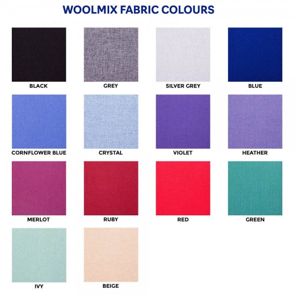 Woolmix colours