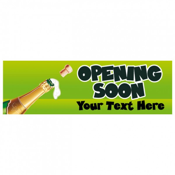 Banner - Opening Soon - 316