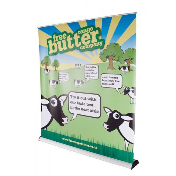 Jumbo Display Banner System