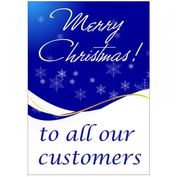 Poster - Christmas Sale - 228