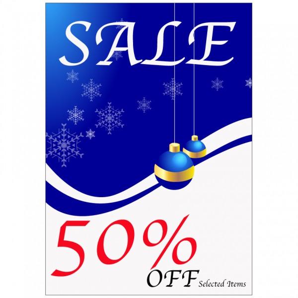 Poster - Christmas Sale - 234