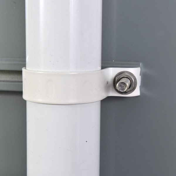 Nut and bolt attachment