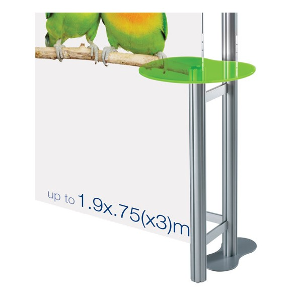 Podium stand for Centro AV