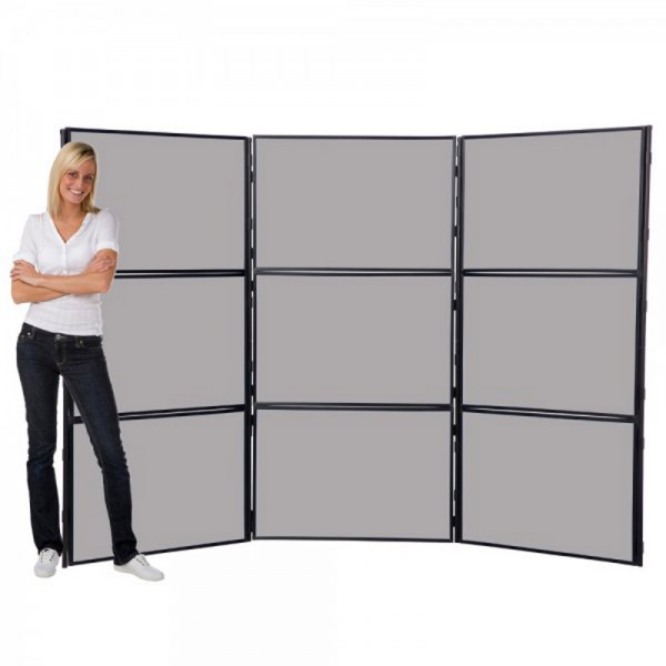 Free standing display boards
