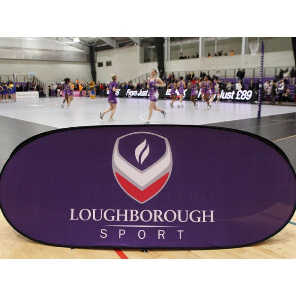 Sports Event Portable Banner Frame
