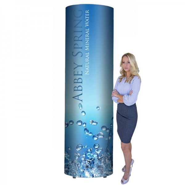 Pop Up Tower Display Stand