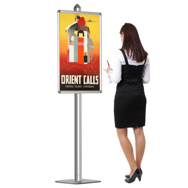 A1 Freestanding Single Sided Poster Display