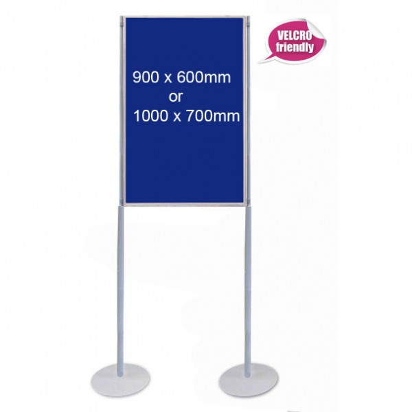 Pole & Panel Display System