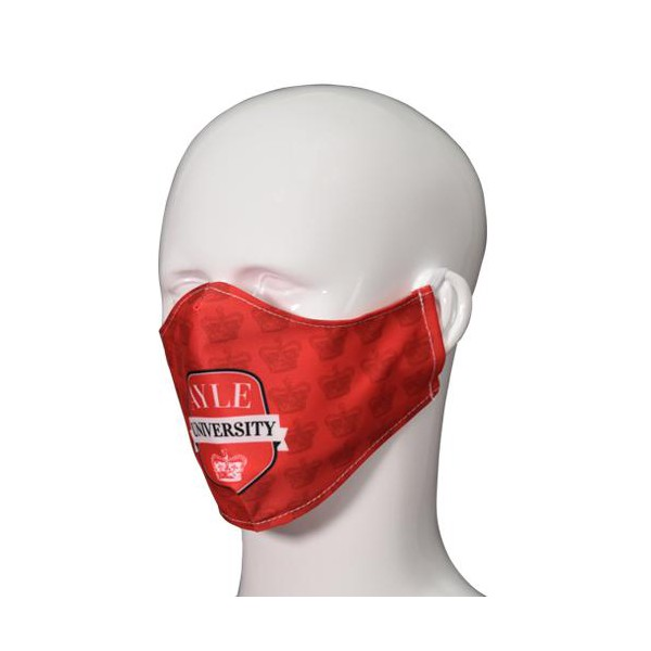Custom Printed Face Covering