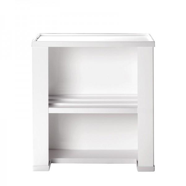 Rear internal shelf