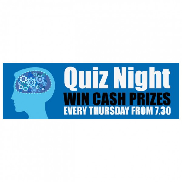 Banner - Quiz Night - 319