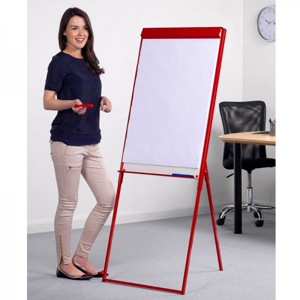 Budget Freestanding Whiteboard