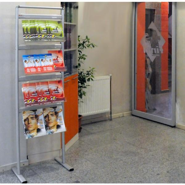 Multi-pocket-leaflet-display