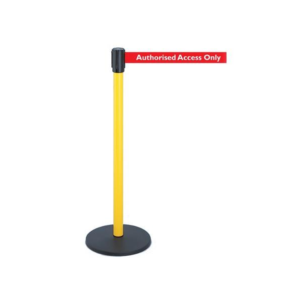 Safety Retractable Tensabarrier