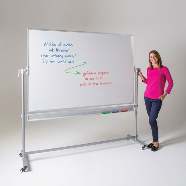 Huge whiteboard laminate or magnetic surface