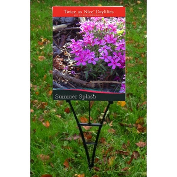 Outdoor Event Stake Sign Holder