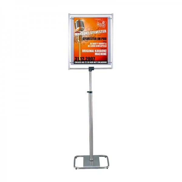 Versapost 20 Small - Height Adjustable Sign Holder Stand