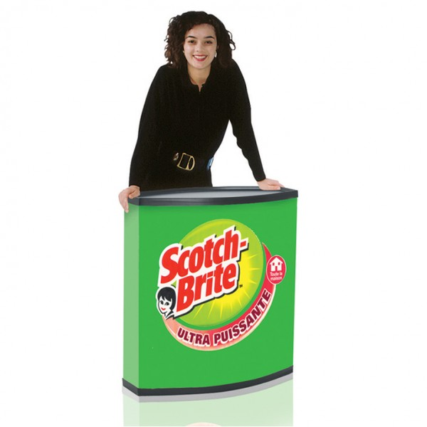 Solus Promotional Counter - 1 Tier