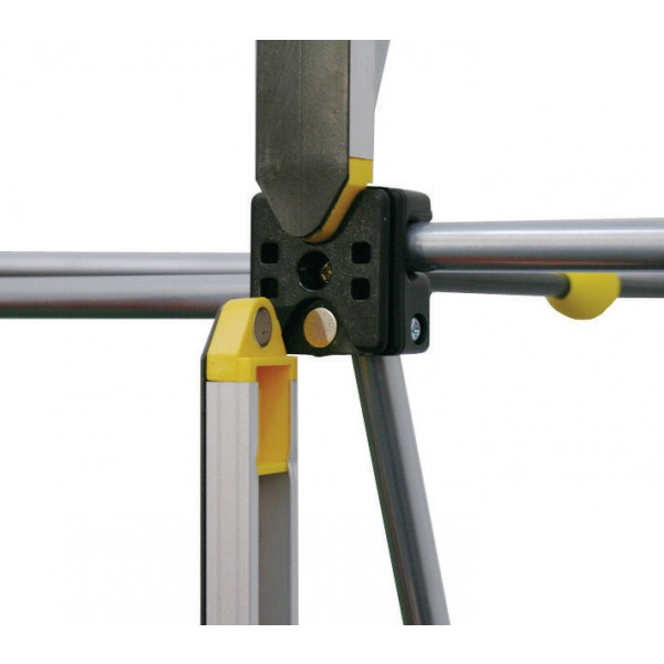 Smart locking frame