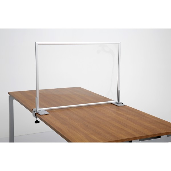 Desk clamp option for screen