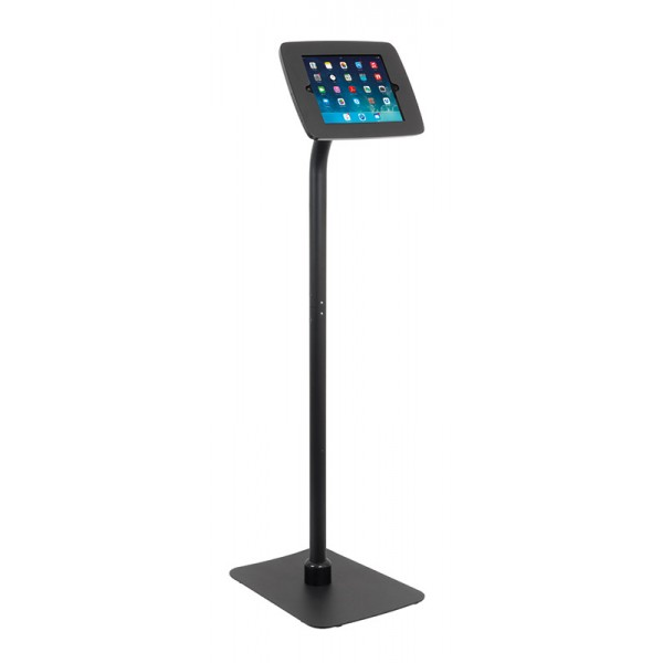 Black iPad Launchpad Display Stand - Landscape