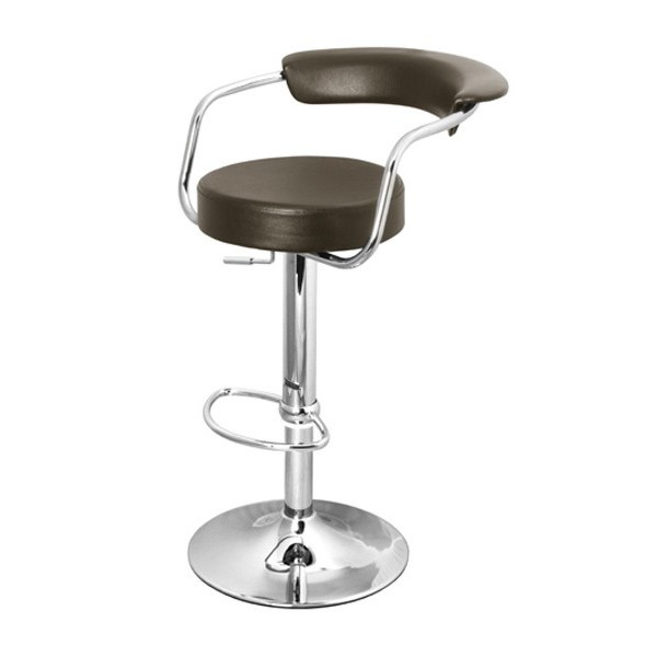 Trade Show Bar Stool - Brown