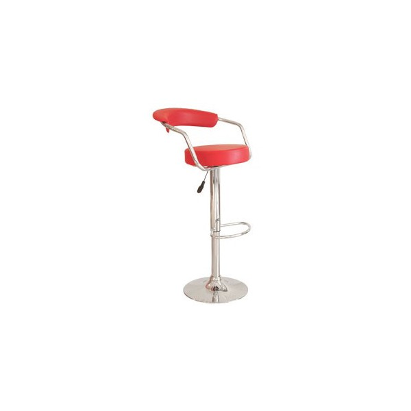 Trade Show Bar Stool - Red