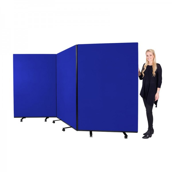Large Triple Screen Divider
