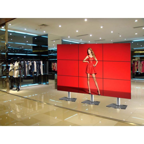 Shop Video Wall display