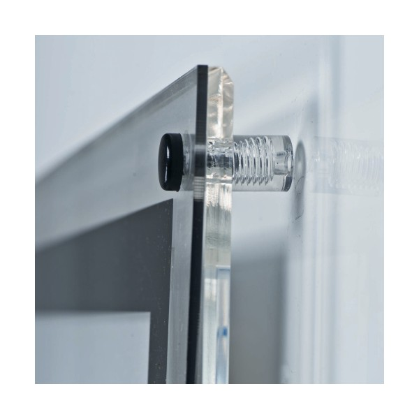 Stylish stand off screws