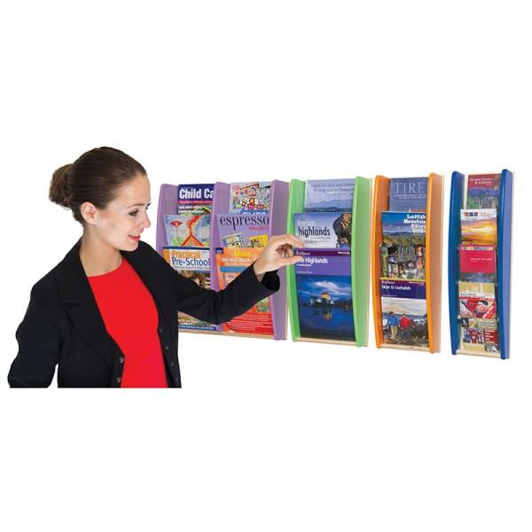 Colourama literature dispenser