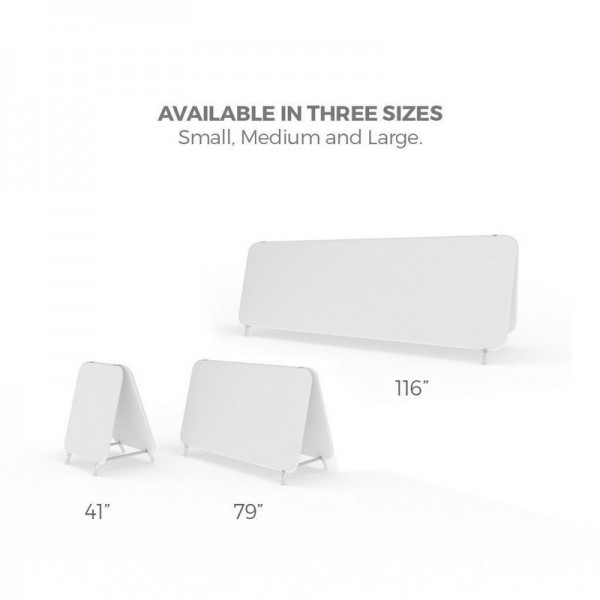 Replacement Graphics - Double Sided Banner Frames With Stretched Fabric Graphics