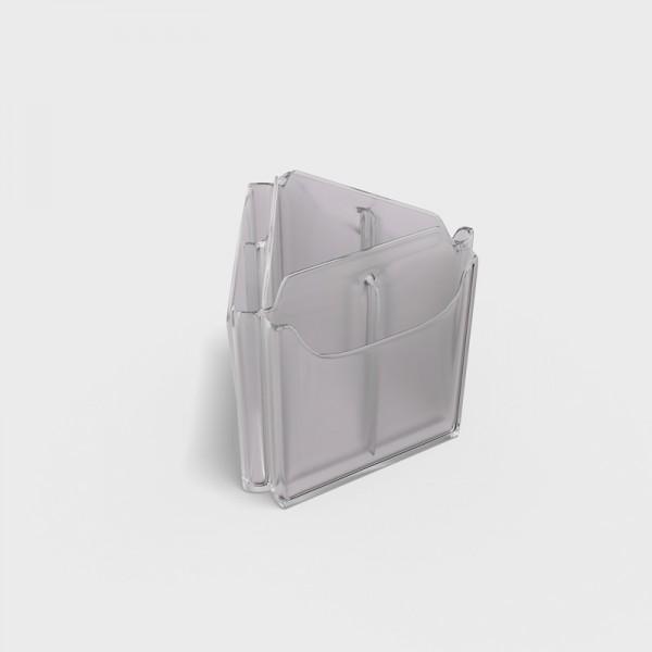 Clear Plexigalss Brochure Holder