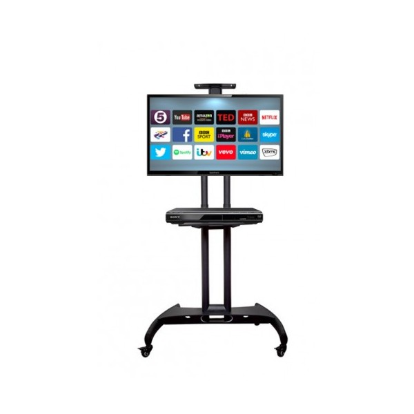 "wheel TV stand  40"" to 60"" displays"