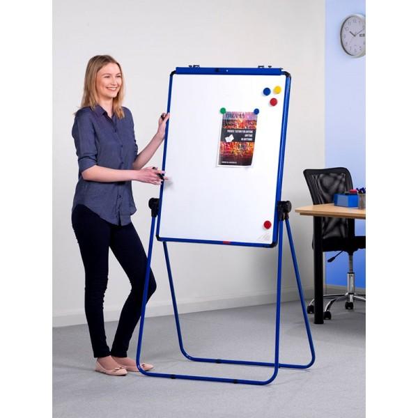 Magnetic Whiteboard easel