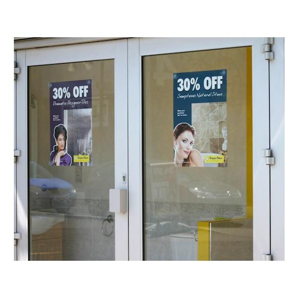 Door Window Posters