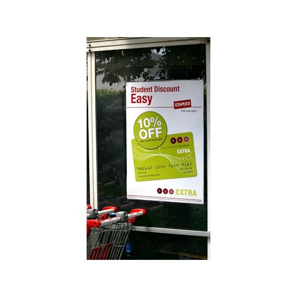 Promo Window Posters