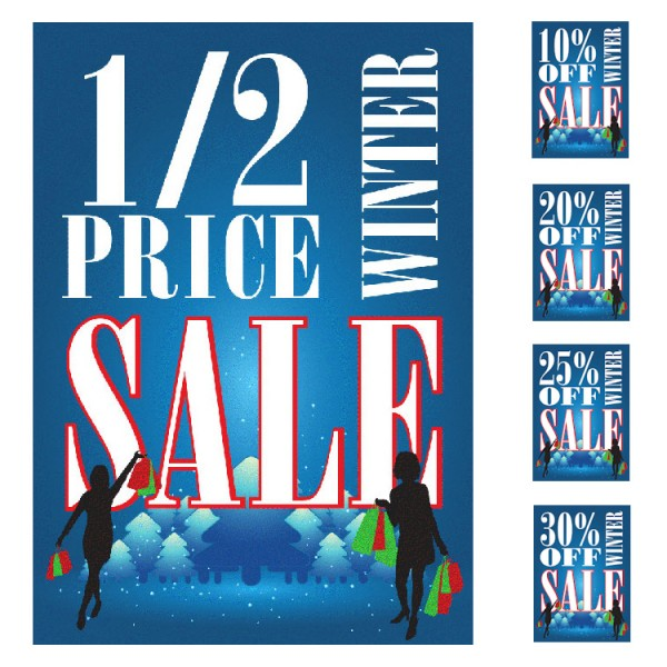 Poster - Winter Sale - 136