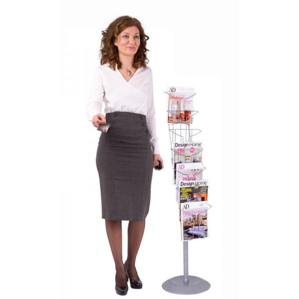 Magazine Holder Display Racks