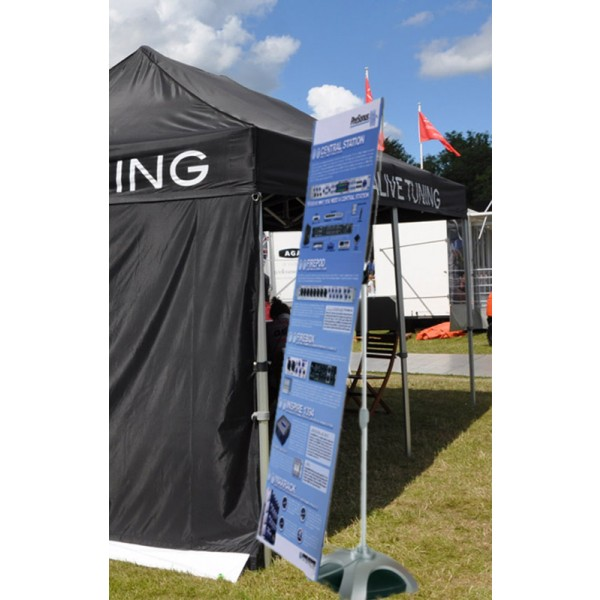Ideal for outdoor events