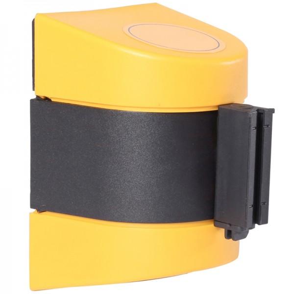 Yellow tough ABS housing