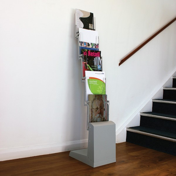 A4 Leaflet and Brochure Display Stand