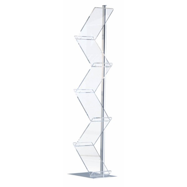 Clear A4 Brochure Holder