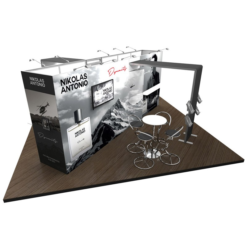 Exhibition Stand Framework : Modular framework system mx m discount displays