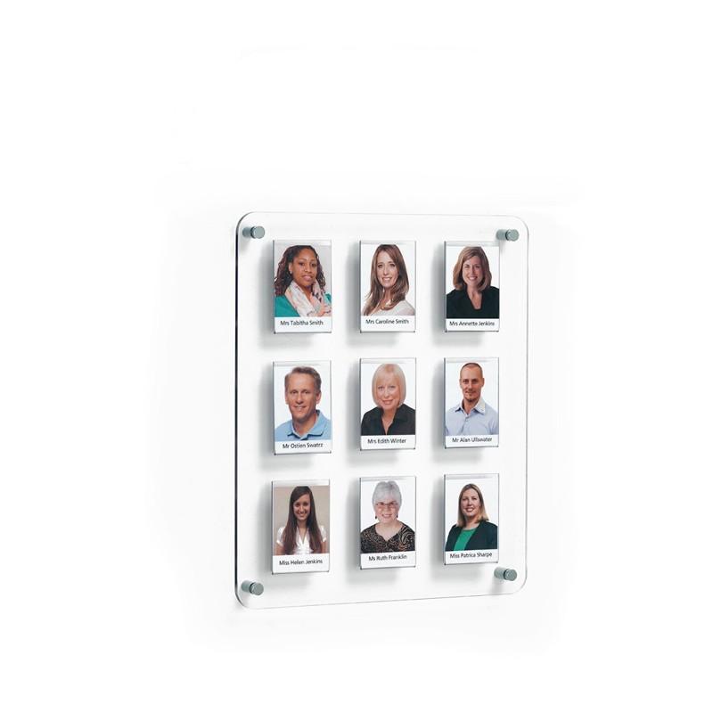 Acrylic Staff Board