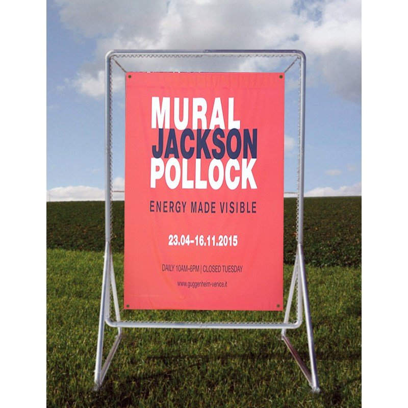 Outdoor Event Advertising Frame | Discount Displays | 800 x 800 jpeg 125kB