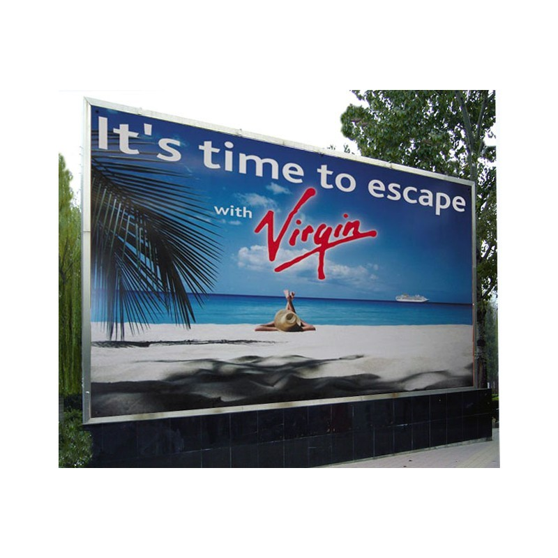 Outdoor Billboard Advertising Sign Printing