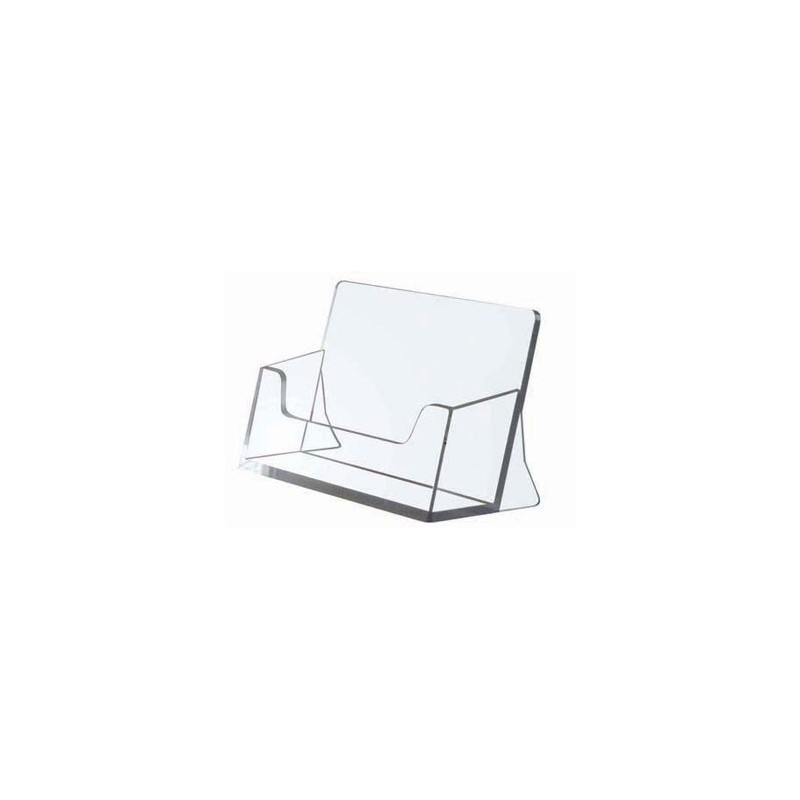Acrylic business card holder discount displays business card holder reheart Image collections