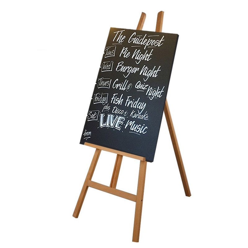 blackboard easel package discount displays